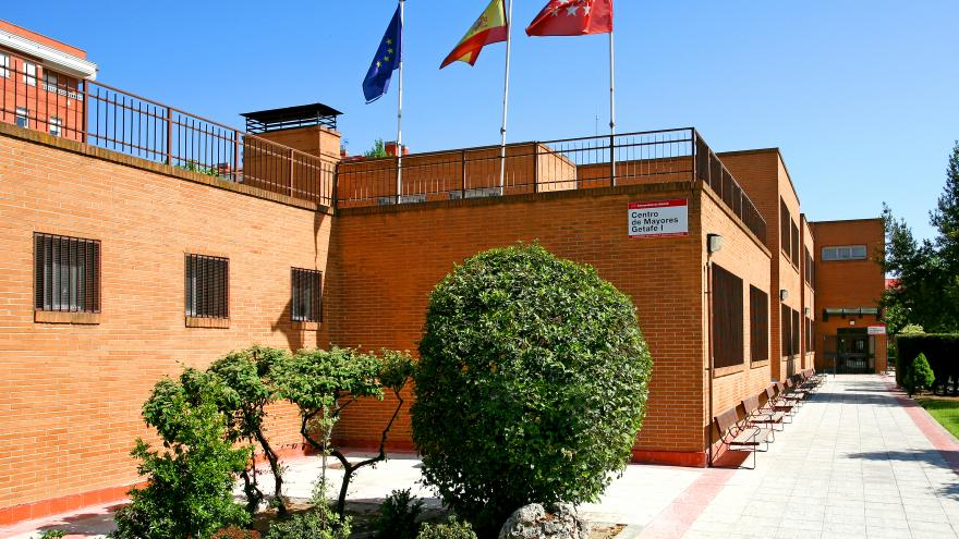 Centro de Mayores Getafe I
