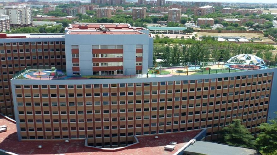 Edificio materno-infantil. Hospital 12 de Octubre