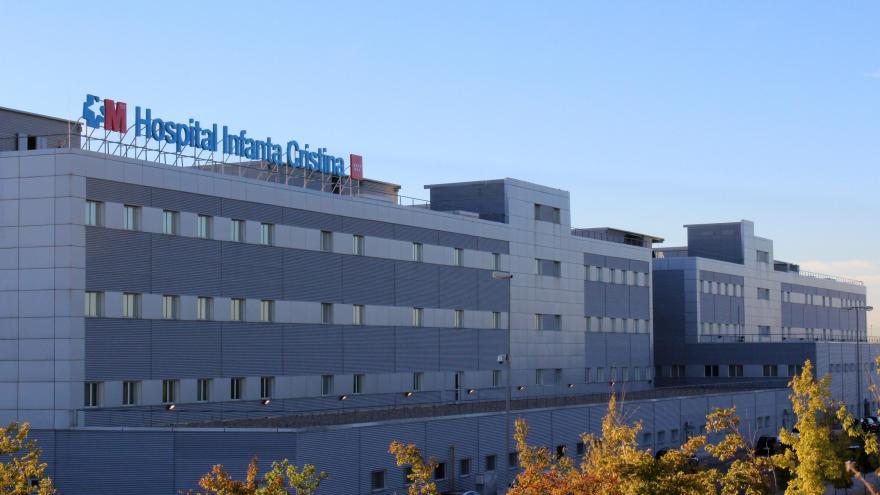 Fachada del Hospital Universitario Infanta Cristina