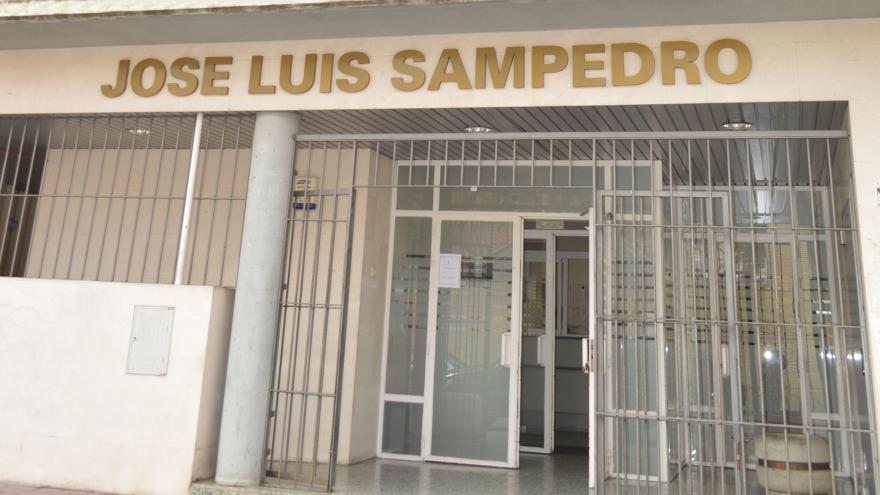 Centro de día José Luis Sampedro