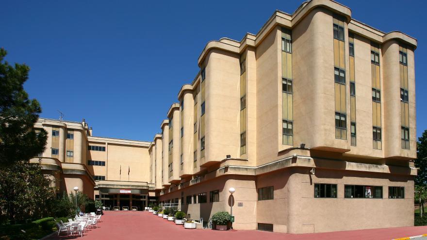 Residencia de Mayores Manoteras