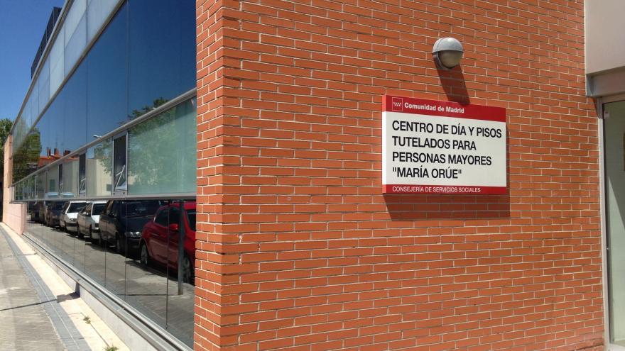 Centro de día María Orue