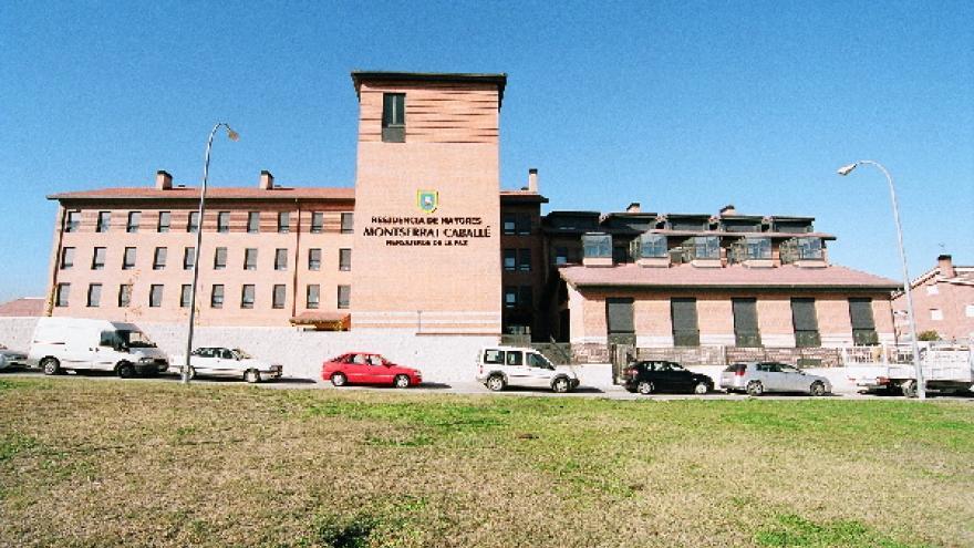 Fachada residencia Montserrat Caballé