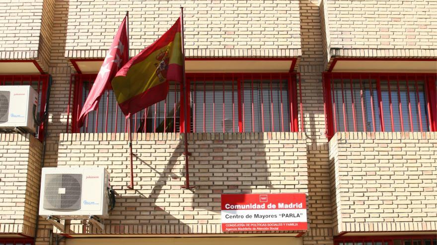 Centro de Mayores Parla