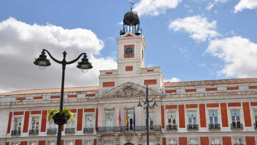 Presidencia de la Comunidad de Madrid