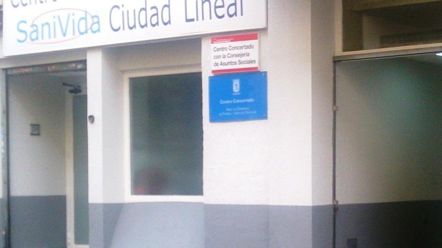 Centro de día Sanivida Ciudad Lineal