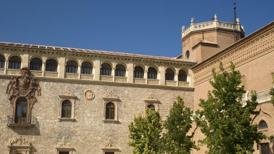 Palacio Arzobispal de Alcalá de Hernares