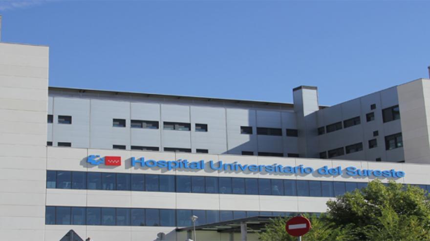 Foto del exterior del hospital del Sureste