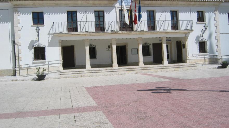 Adecuación de la accesibilidad de la Plaza Mayor en Titulcia