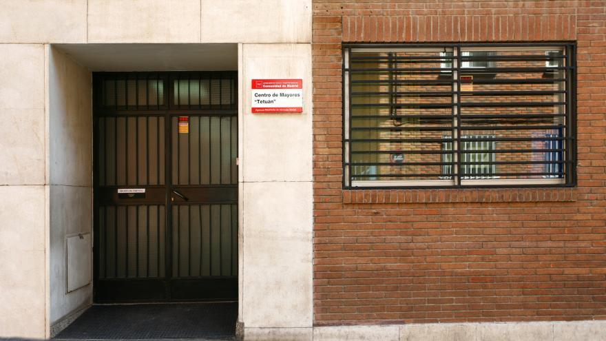 Centro de Mayores Tetuán