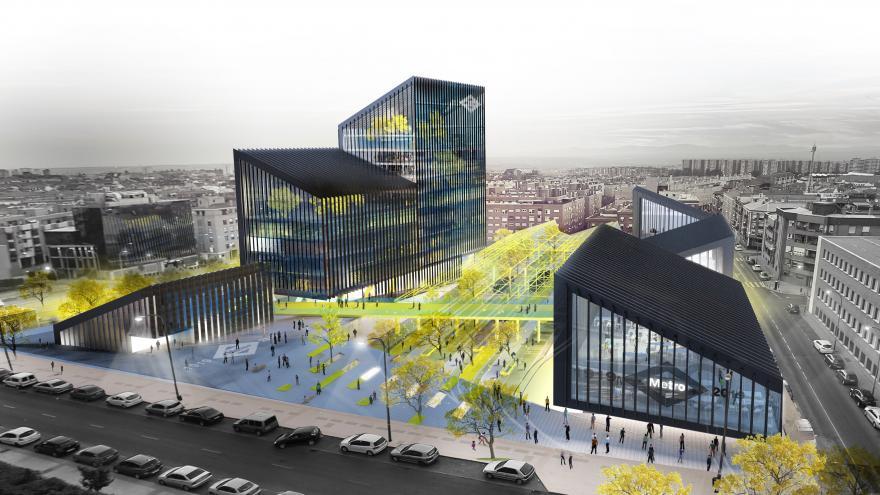 Nueva sede Metro Madrid