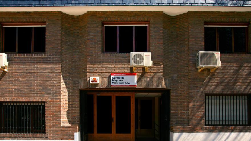 Centro de Mayores Villaverde Alto
