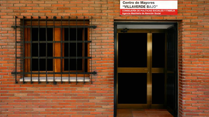 Centro de Mayores Villaverde Bajo