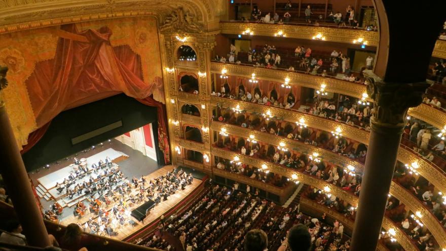 Foto de concierto