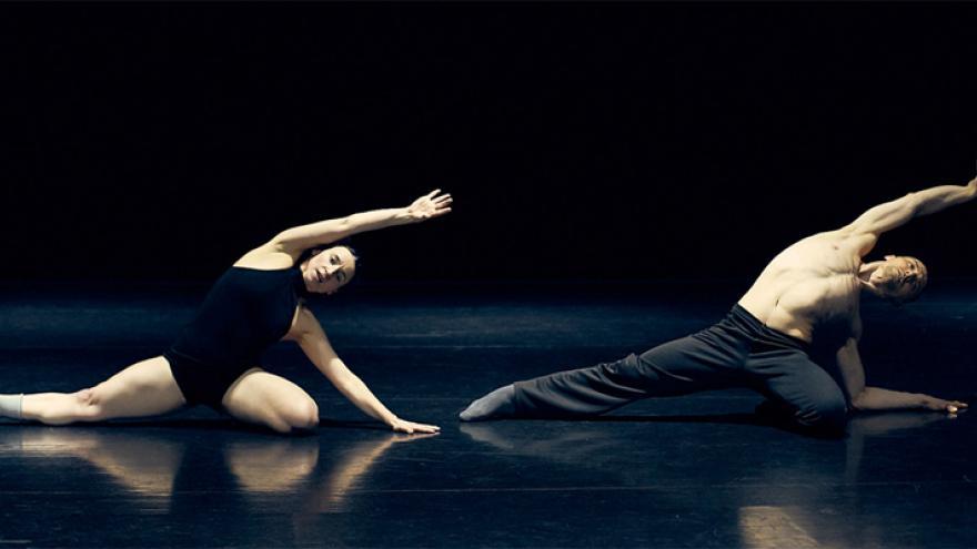 Danza  dos bailarines