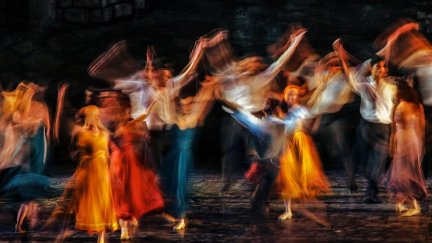 Baile escenario