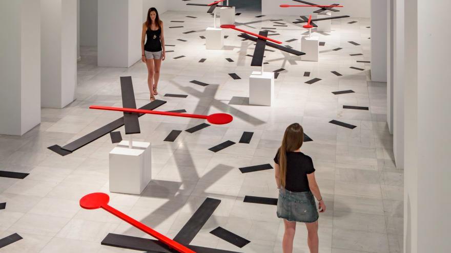Exposición Eugenio Ampudia