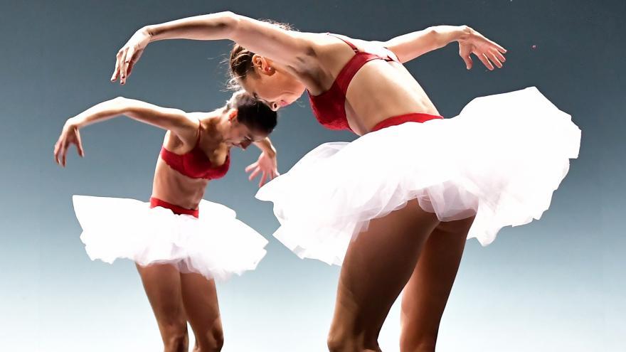 Una muestra del ballet Ghost y Still Life
