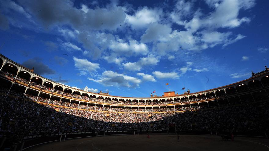 Corrida de Toros en la Plaza de Las Ventas