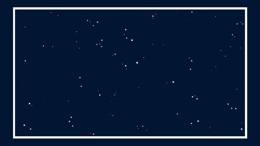 Cielo de estrellas