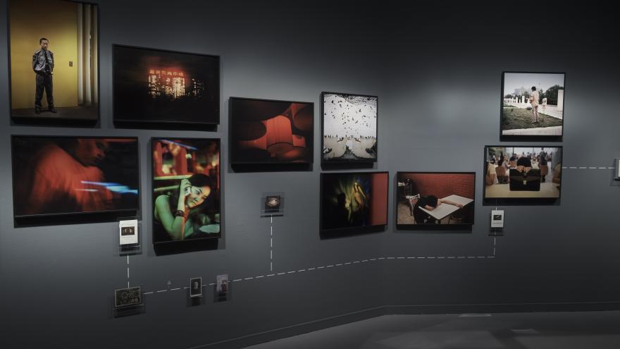 Exposición Matias Costa