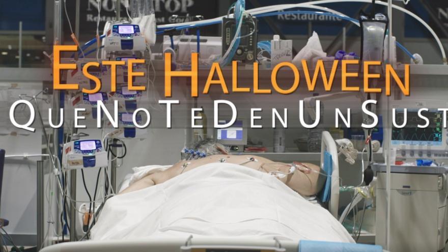 Este Halloween que no te den el susto