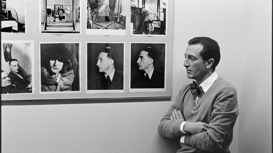 Exposición en el CA2M dedicada a Javier Utray