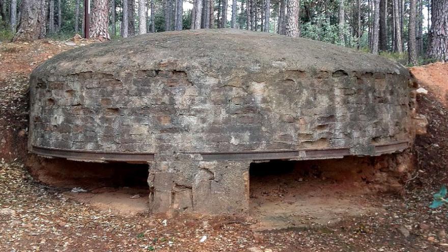 Entre fortines y trincheras. El Plan de Fortificaciones de la Guerra Civil de la Comunidad de Madrid