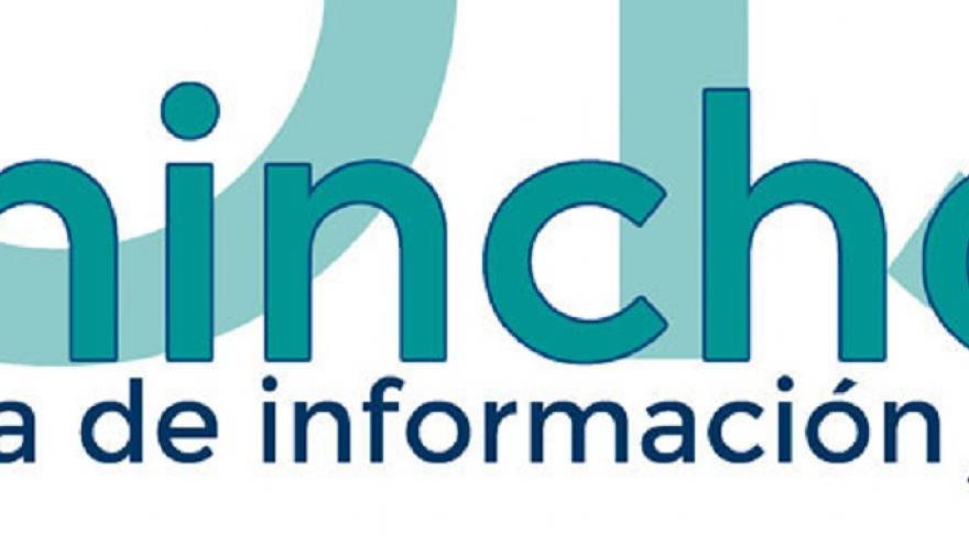 Logo con el nombre del servicio de información juvenil
