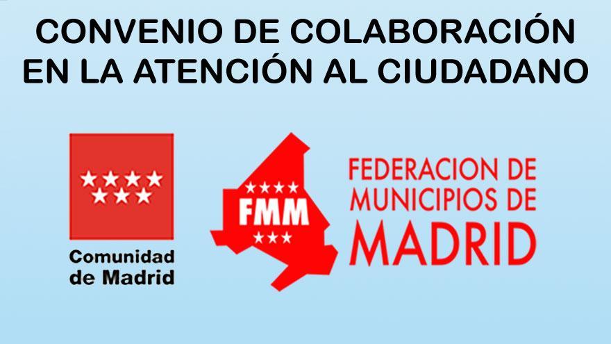 Convenio entre la Comunidad de Madrid y la Federación de Municipios de Madrid