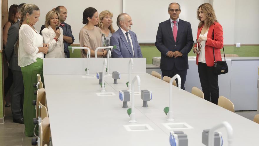 La Comunidad de Madrid ha creado 28.725 nuevas plazas escolares en centros públicos esta legislatura