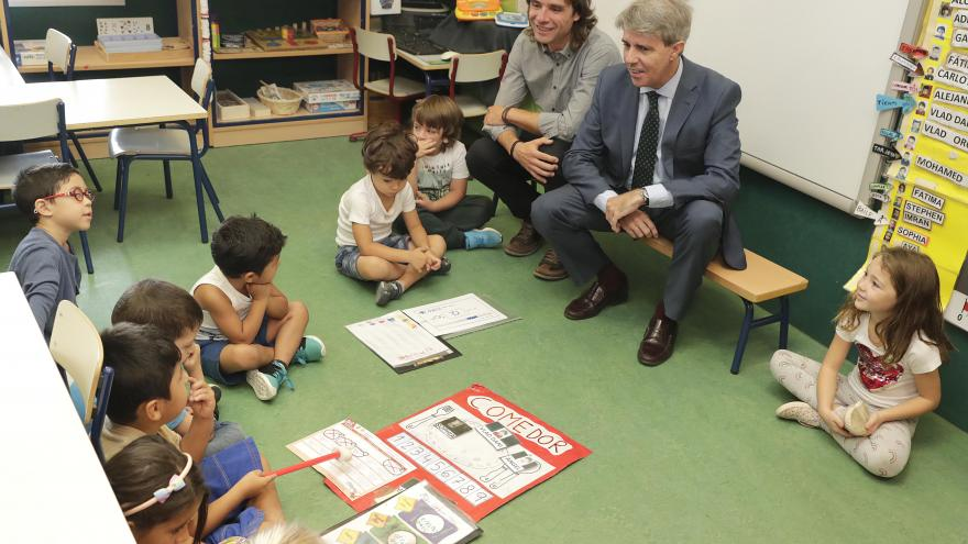 El trilingüismo en alemán y francés se consolida este curso escolar: 22 centros y más de 2.000 alumnos