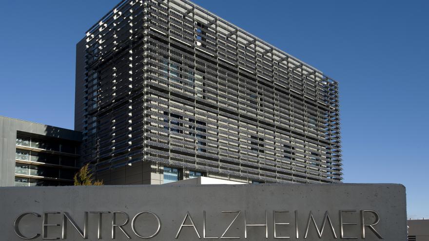 Edificio Centro Alzheimer Fundación Reina Sofía
