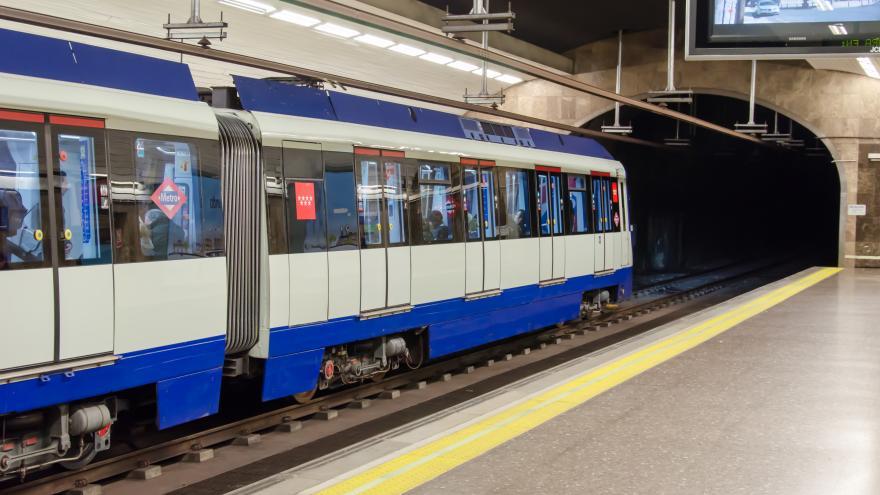 Estación de Metro de Madrid