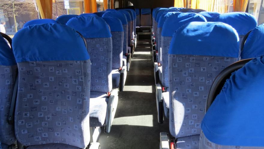 ruta escolar autobús