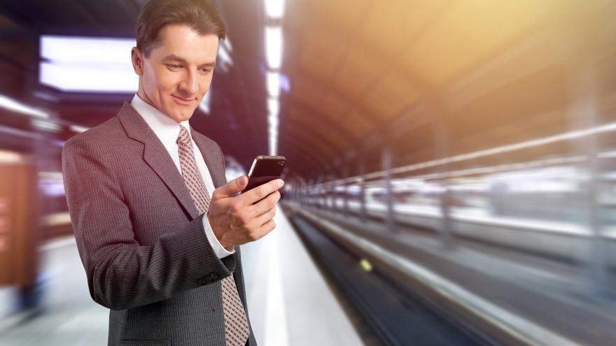 Notificaciones lineas Metro en móvil