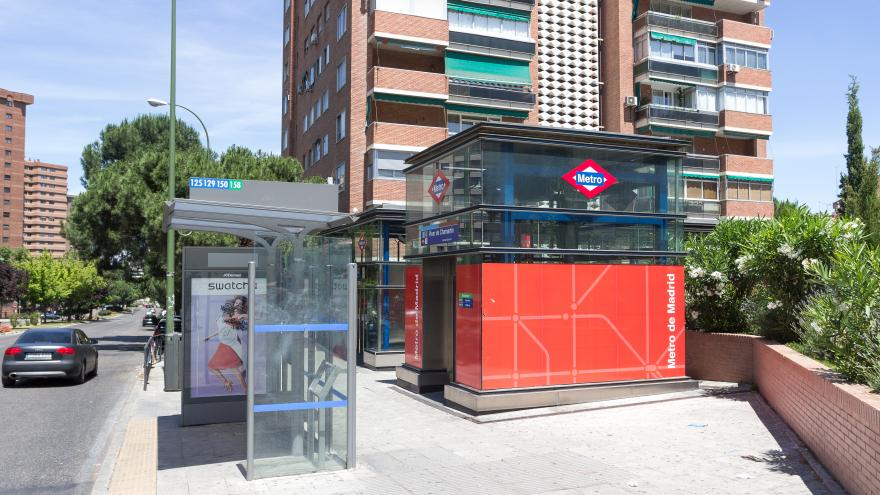 Ascensor de Metro