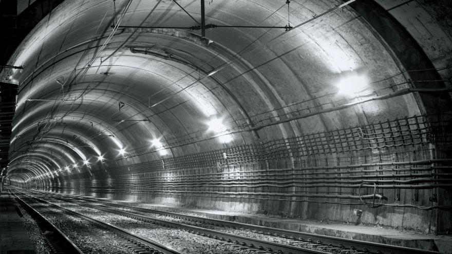 Túnel de metro