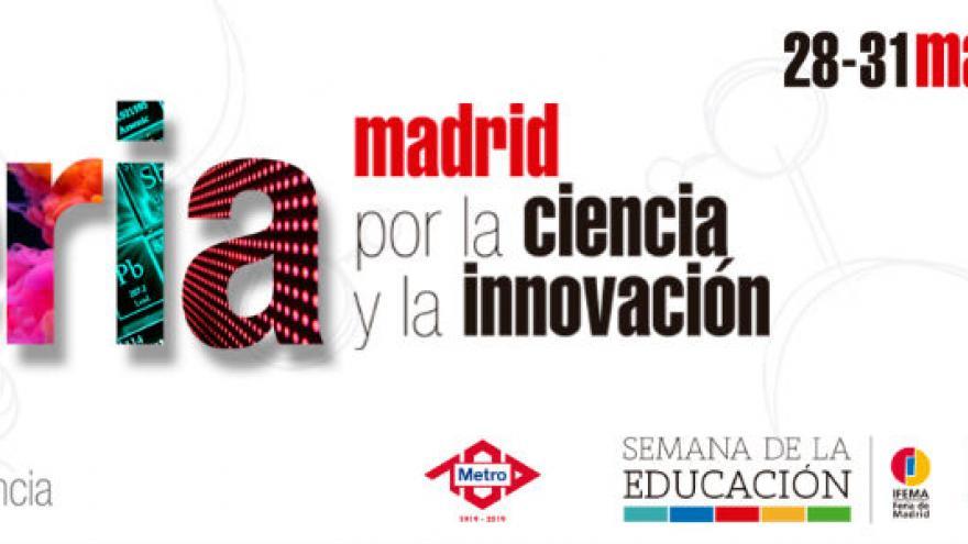 Madrid por la Ciencia y la Innovación