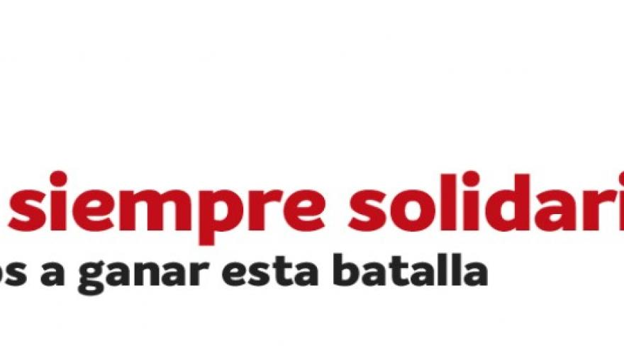 Madrid siempres solidaria COVID19