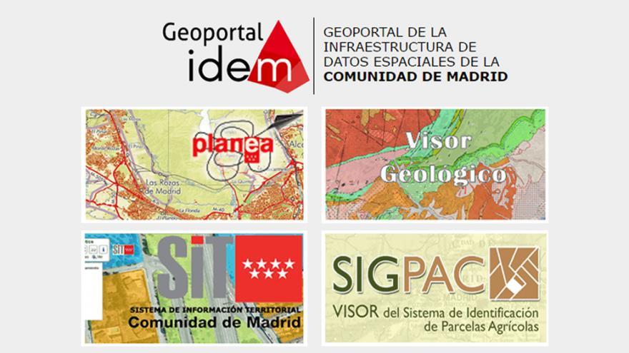 Geoportal IDEM