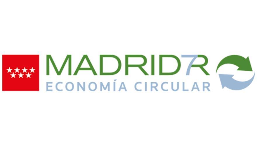 Logo de MADRID7R. Economía circular