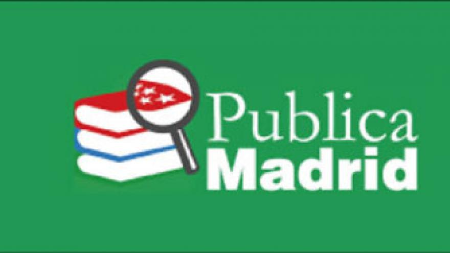 Logo de PublicaMadrid