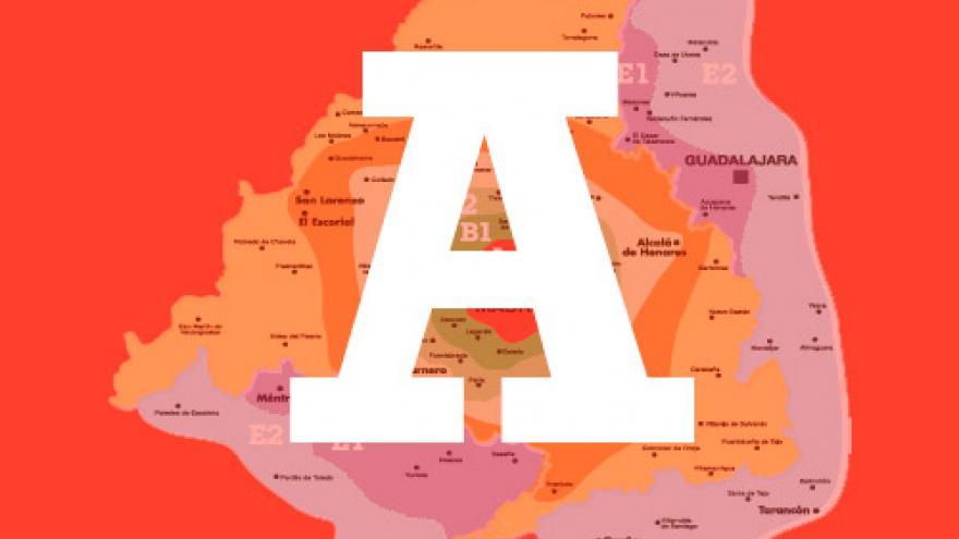 Imagen de la letra A