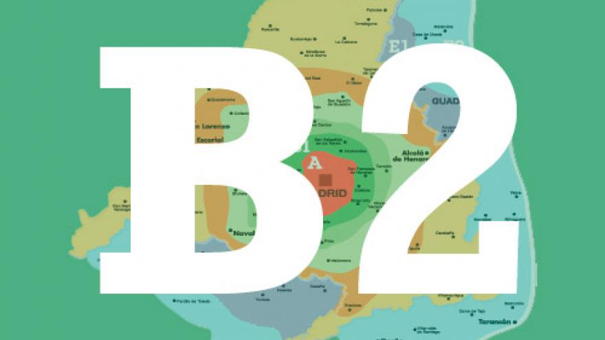 Imagen de la letra y el número B2