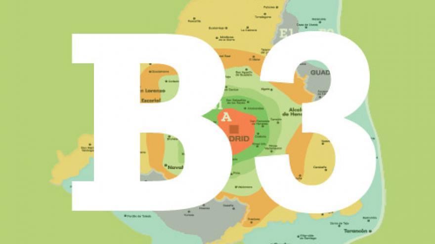 Imagen de la letra y el número B3