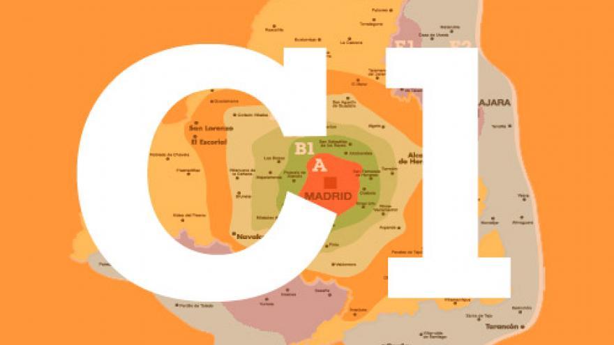 Imagen de la letra y el número C1