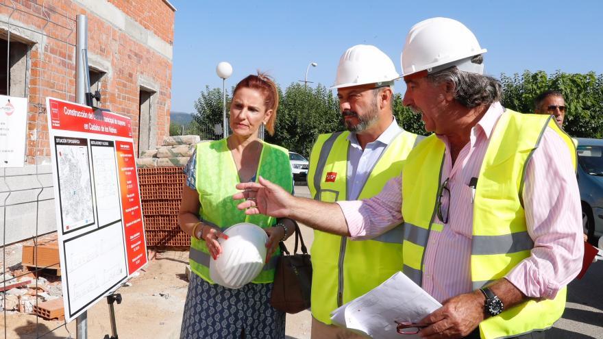 La Comunidad de Madrid trabaja en 825 actuaciones municipales a cargo del Program de Inversión Regional