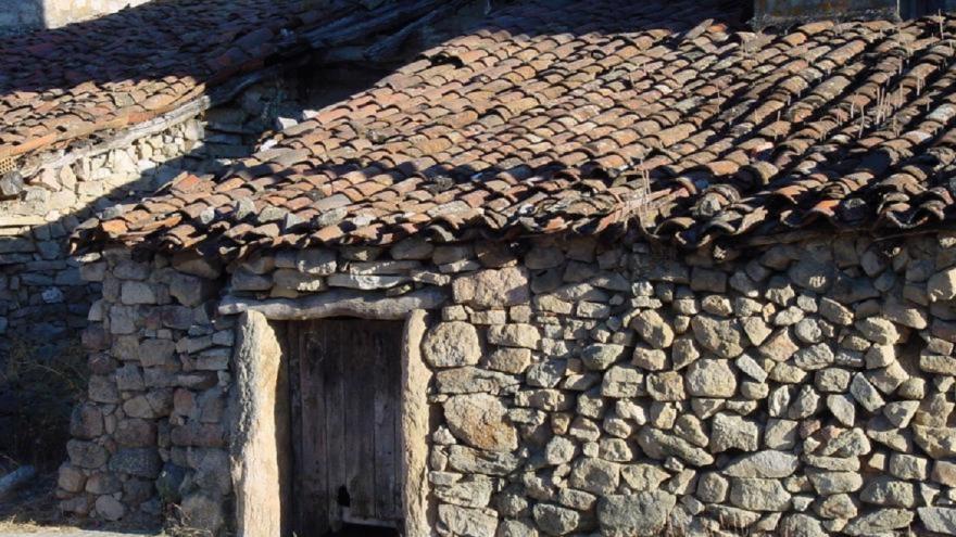 Arquitectura tradicional El Berrueco