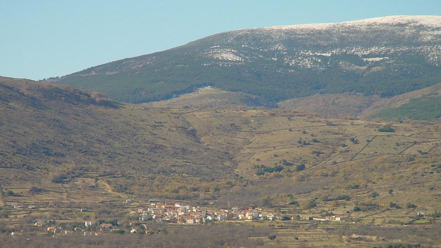 Vista de Gargantilla del Lozoya